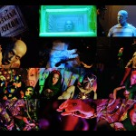 Batman And Robin Villains Collage Wallpaper
