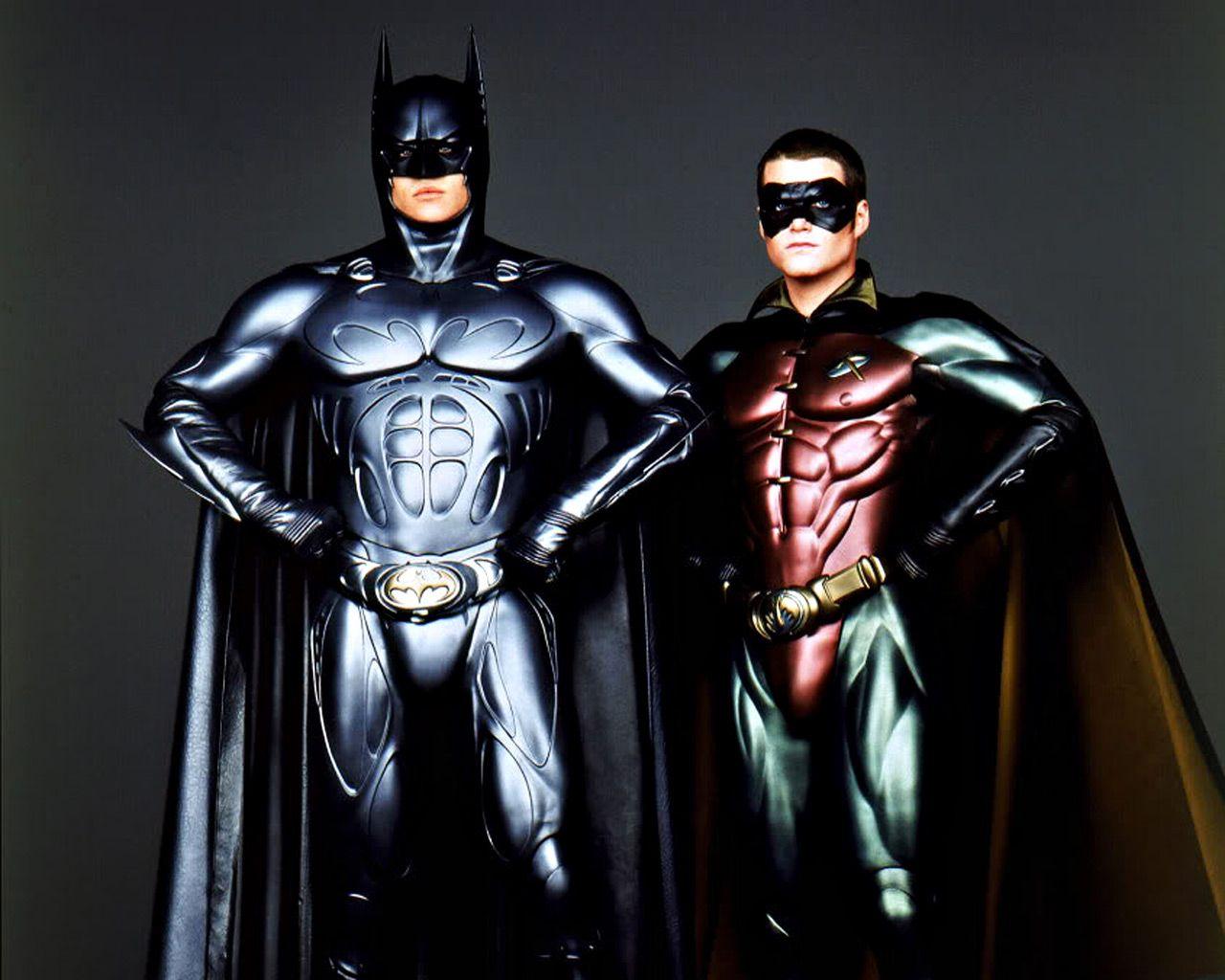 Batman And Robin Wallpaper 1280x1024