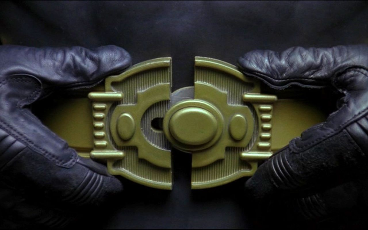 Batman Belt Buckle Wallpaper 1280x800
