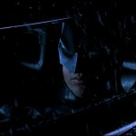 Batman Close Up Driving Wallpaper