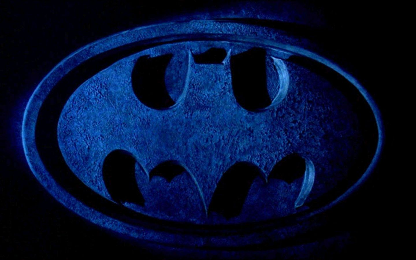 Batman Logo Wallpaper 1440x900