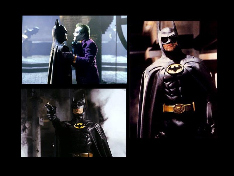 Batman Screenshots Collage Wallpaper 800x600
