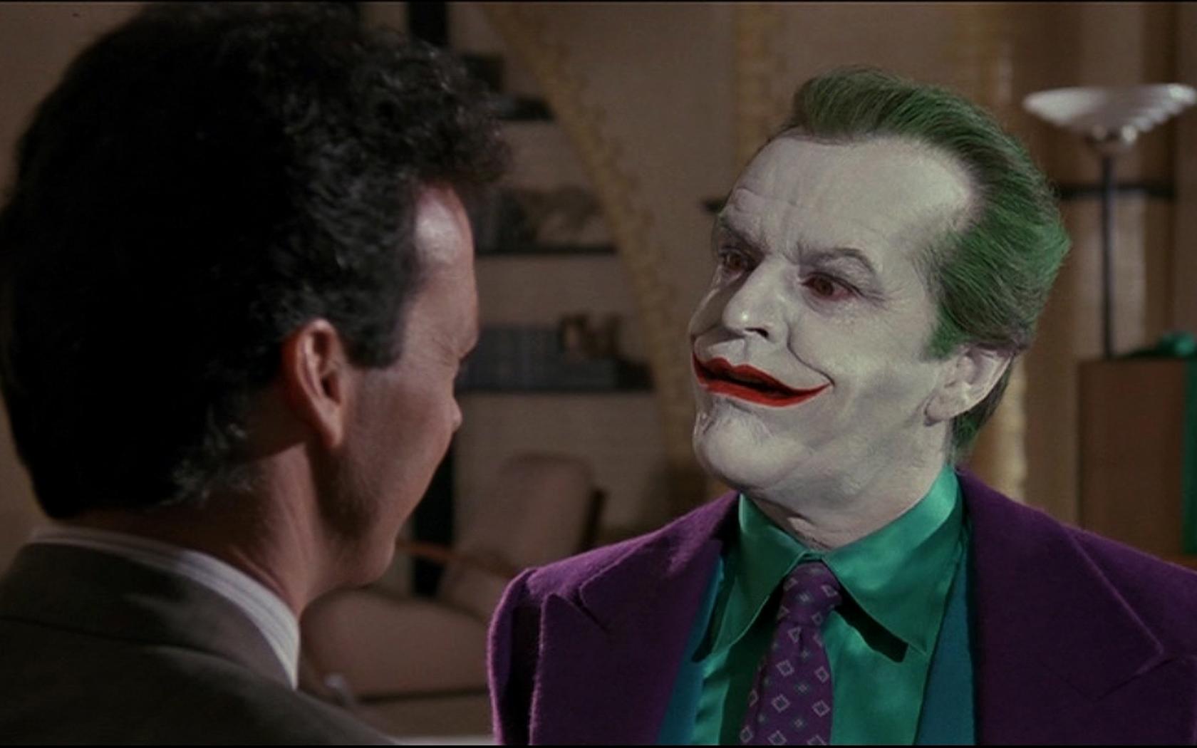 Bruce Wayne And The Joker Wallpaper » Bruce Wayne And The Joker Wallpaper