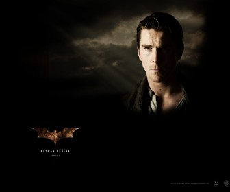 Christian Bayle As Bruce Wayne Poster Wallpaper