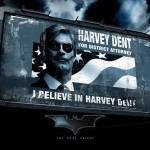 Harvey Dent Billboard Wallpaper