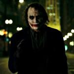 Joker In Street Close Up Wallpaper
