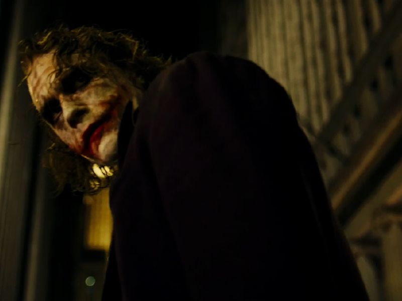 the dark night wallpapers. Joker In The Dark Knight