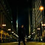 Joker In The Street Wallpaper