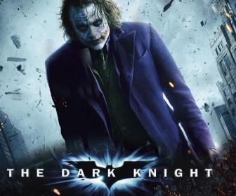 Joker The Dark Knight Poster Wallpaper