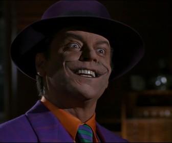 Joker Without White Make Up Wallpaper
