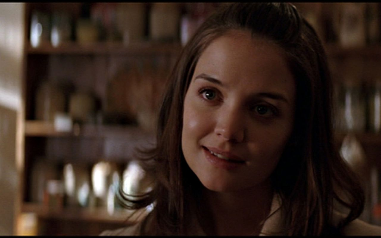 Katie Holmes As Rachel Batman Begins Wallpaper 1280x800