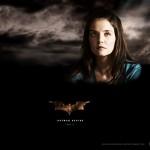 Katie Holmes Batman Begins Poster Wallpaper