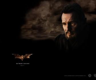Liam Neeson Henri Ducard Poster Wallpaper
