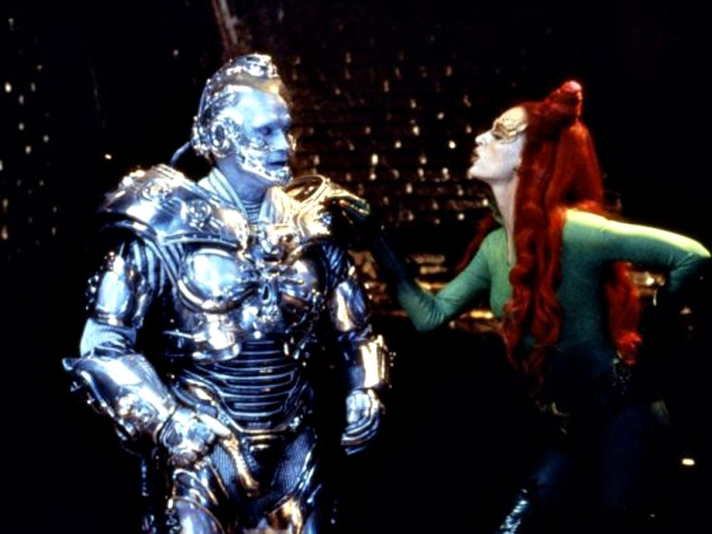 Mr Freeze And Poison Ivy Wallpaper 1024x768