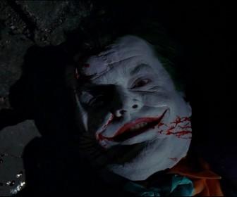The Joker Dead With Smile Wallpaper