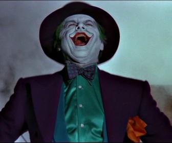 The Joker Laughing Wallpaper