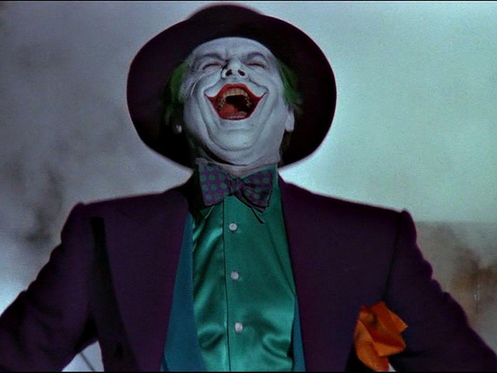 The Joker Laughing Wallpaper 1024x768