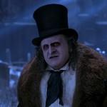 The Penguin Wearing Hat Wallpaper