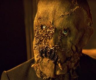 The Scarecrow In Batman Begins Wallpaper